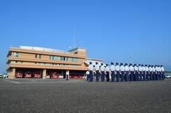 宮崎県東児湯消防組合消防本部消防署